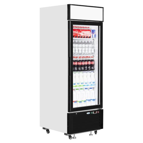 Interlevin LGC2500 Glass Door Merchandiser